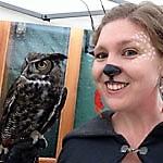 Volunteer Cherie MacDougall