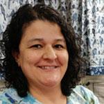 Volunteer Claudia Benfield