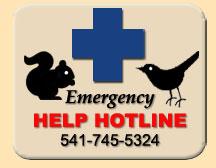 wildlife emergency