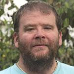 Volunteer James Bowden