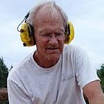Volunteer Jerry Paul