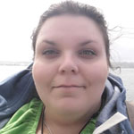 Volunteer Jess Bowman