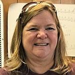 Volunteer Kathi Franklin