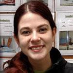 Volunteer Sarah Leon